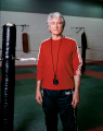 Boxing coach, born in 1945